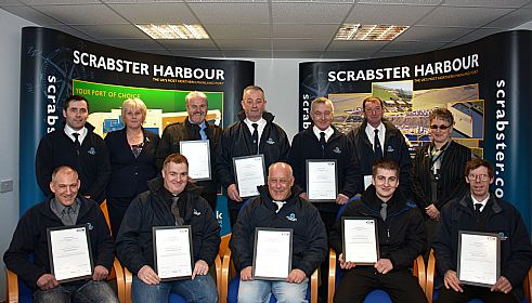 Scrabster Port Operation Qualifications