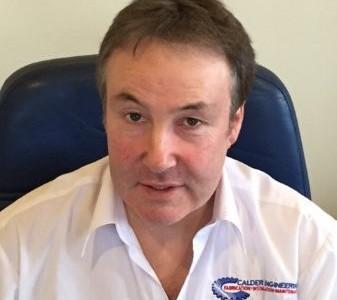 Mr Colin Calder